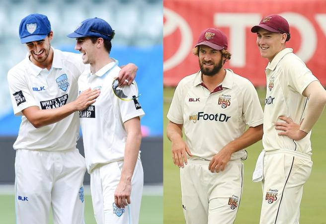Test Contenders: How they fared in the Sheffield Shield