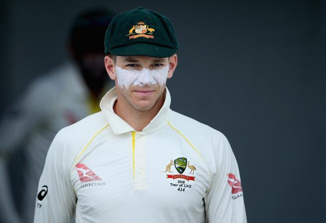 Australian Test squad revealed