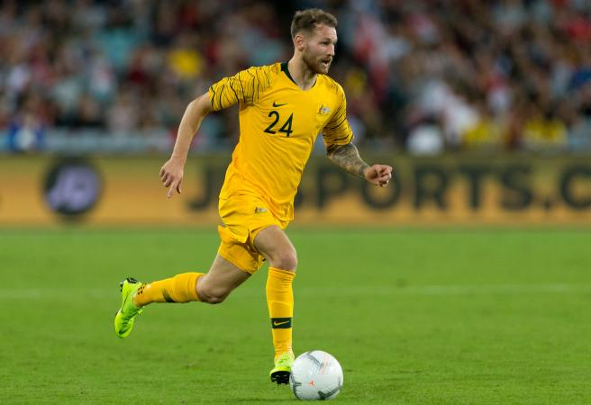 Socceroos lose another key player to injury