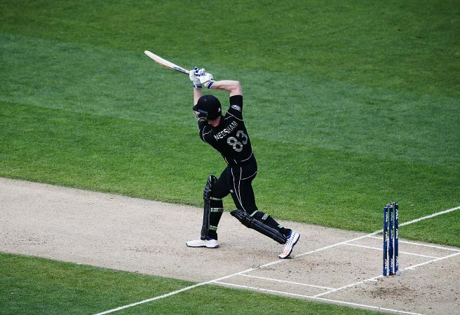 New Zealand all-rounder smashes record breaking over