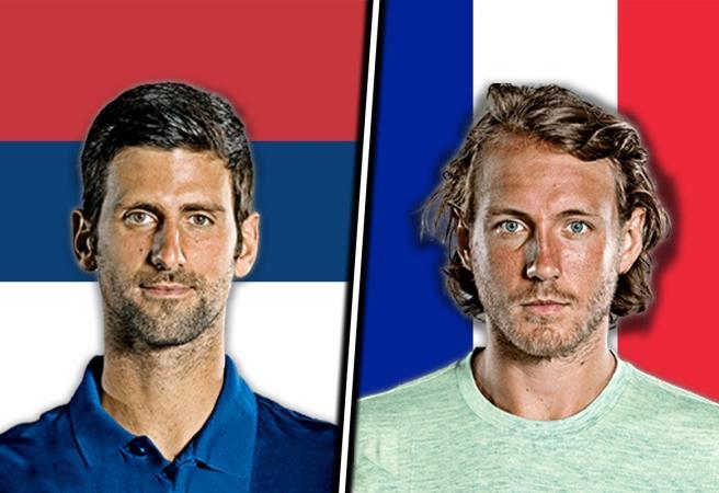 Australian Open Men's Semi-Final: Djokovic vs Pouille Preview