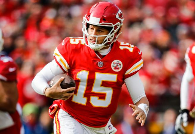 Mahomes named NFL MVP