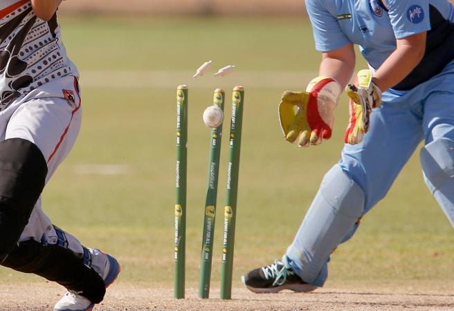 Aussie state team bowled out for 10
