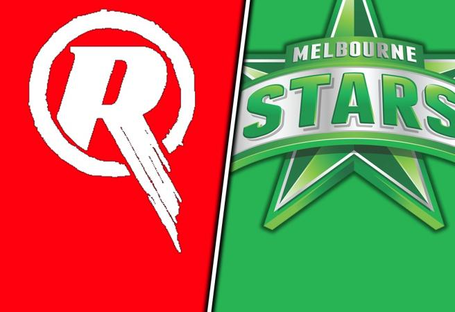 BBL Final: Renegades vs Stars Preview & Bets Bets