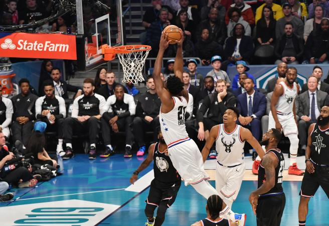 NBA All-Star Game: The Best Bits