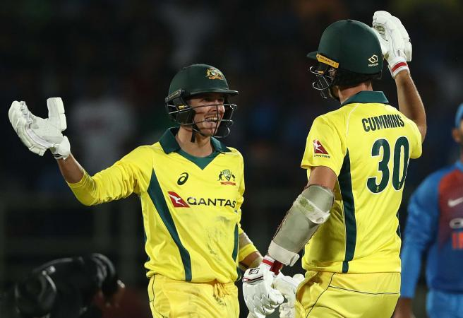 Australia claim victory in last-ball thriller