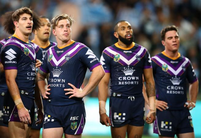 Melbourne Storm could be forced to sit out Round 1