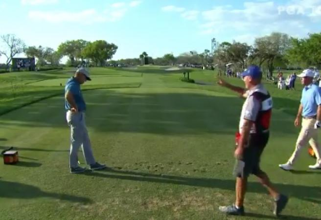 WATCH | Golfer furious with himself after nailing hole-in-one