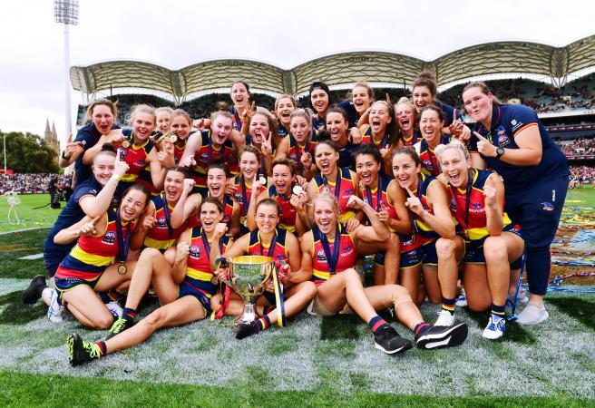 2019 AFLW Awards Recap