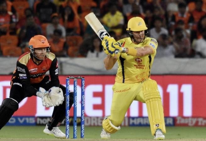 Shane Watson winds back the clock with stunning IPL innings