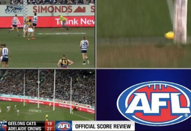 Commentator labels score review an embarrassment | Odds