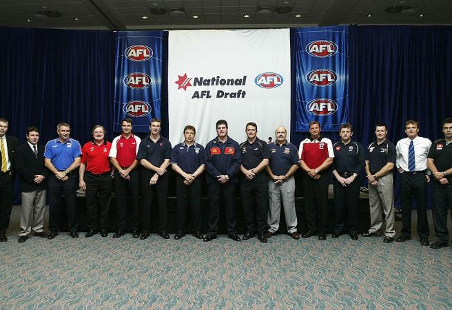 Re-drafting the 2003 AFL Draft