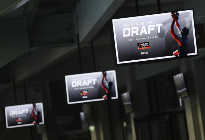 AFL Draft: Club by Club selections
