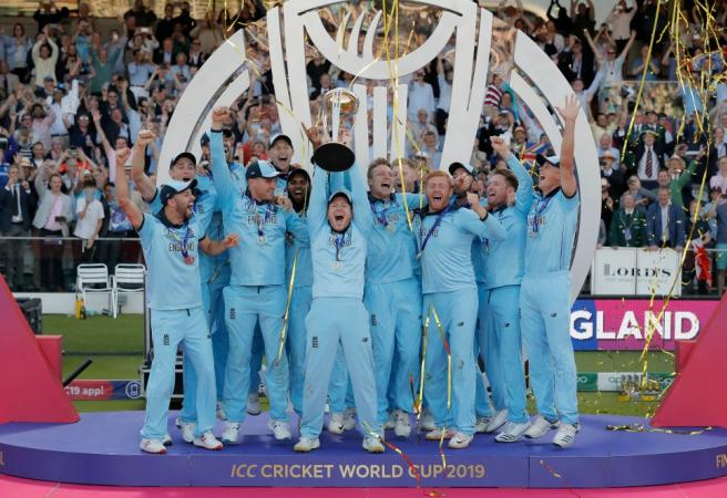 ICC investigating corruption allegations from information gathered at 2019 World Cup