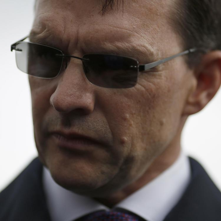 Aidan O'Brien may have a strong team for Melbourne