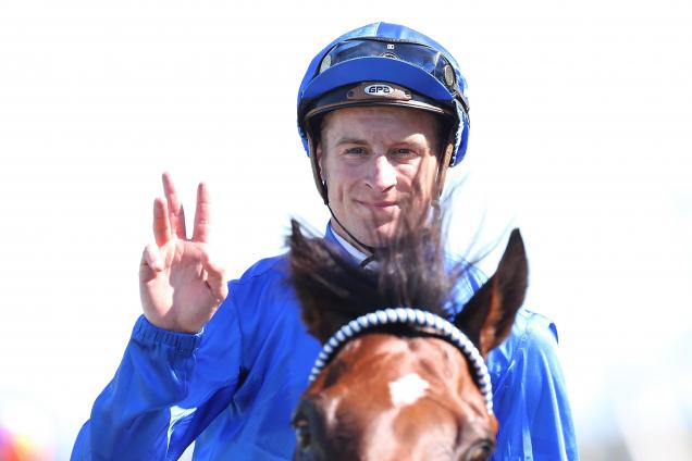 Blake Shinn has picked up the ride of Contributer at Caulfield