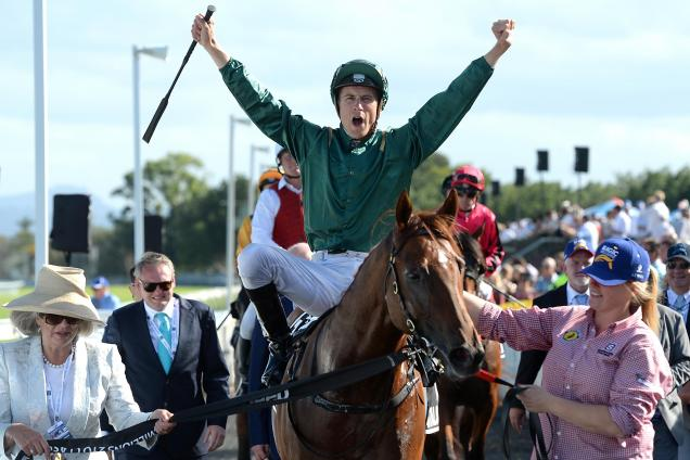 Blake Shinn is fresh off his Magic Millions success