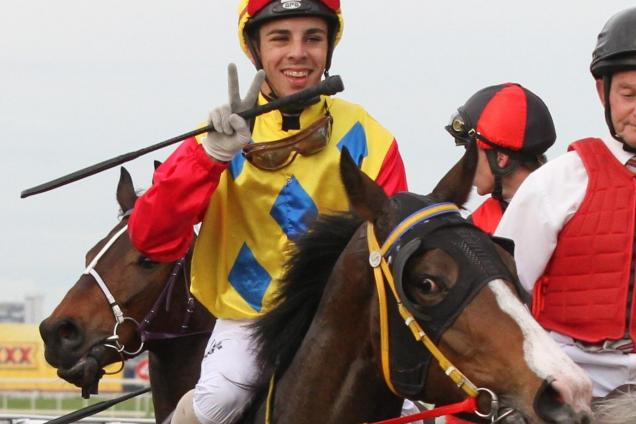 It was a riding double for Beau Appo at Ipswich