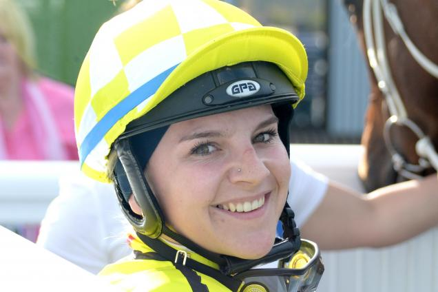 Jackie Beriman is one of six jockeys granted a dual licence