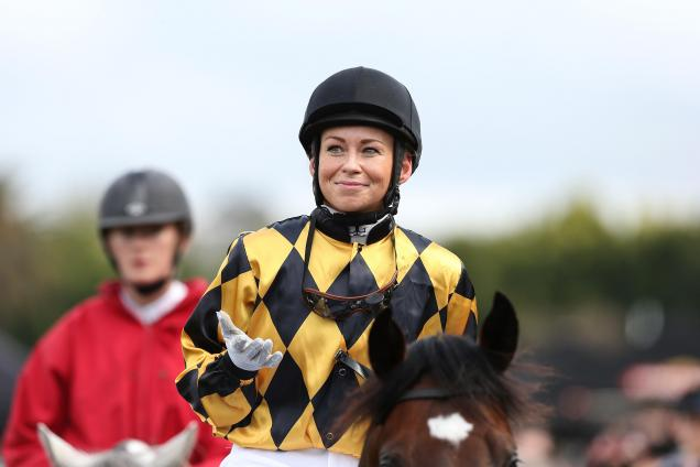 Kathy O'Hara has picked up two rides for Chirs Waller on Boxing Day