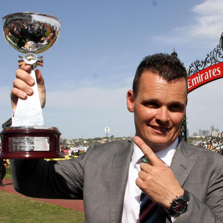 More Flemington silverware slipped through Joe Pride's fingers
