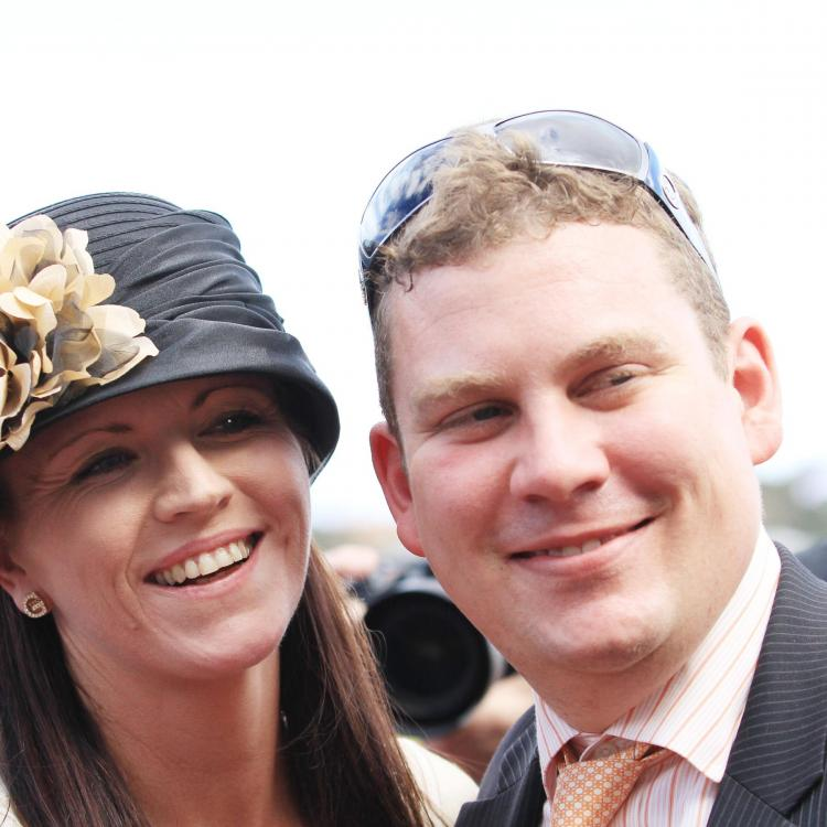 Natalie Young and Trent Busuttin will train out of Cranbourne