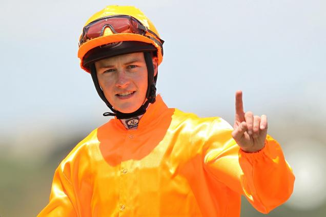Patrick Moloney will ride in the Doncaster Mile