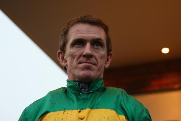 Retired champion A.P. McCoy