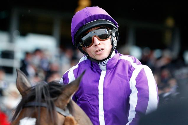 Ryan Moore has been sidelined by a neck injury