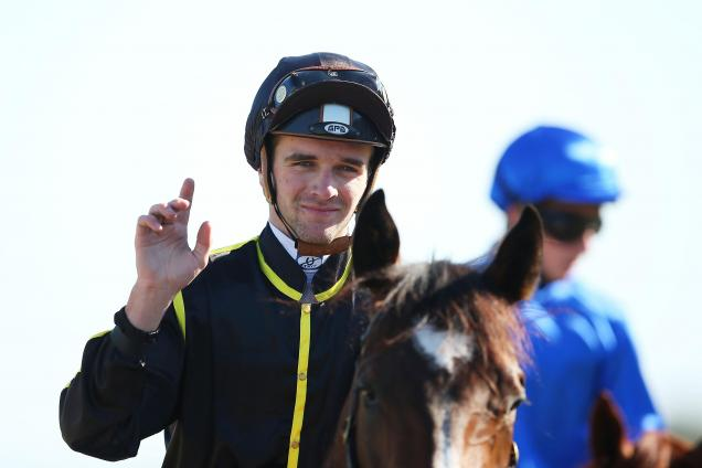 Sam Clipperton will ride Stay With Me in the Myer Classic