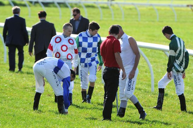 Sandown unsafe for rest of racing season