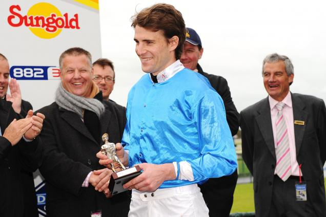 Steven Patemen will head to Ireland to ride after the jumps season