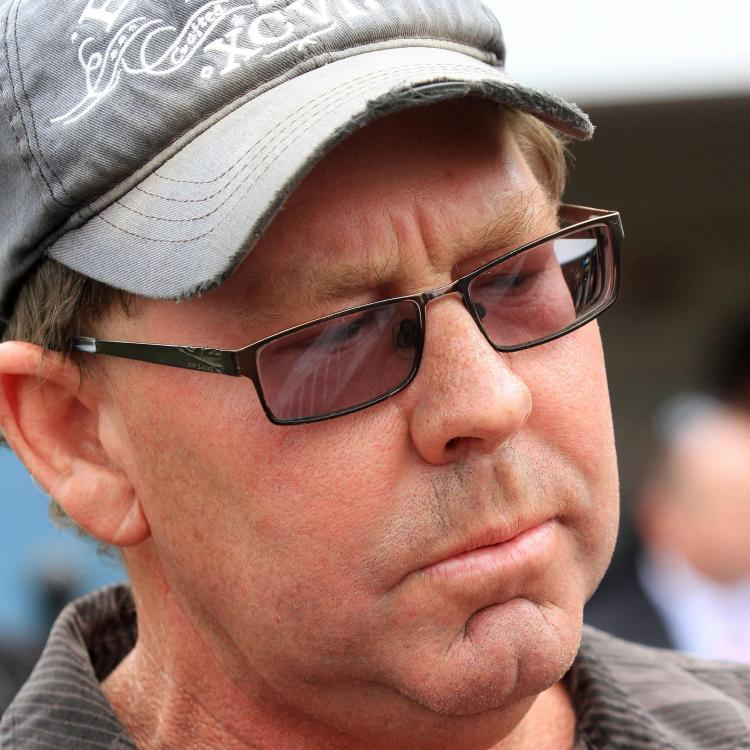 Trainer Bryce Stanaway was left hungry at Pakenham