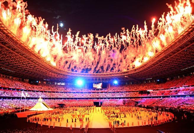 Tokyo Olympics 2020 finally under way