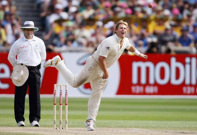 Six-part interview series on Shane Warne to premiere