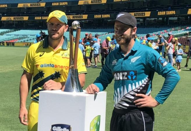 Australia vs New Zealand ODI series to be played without fans