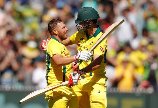 Australian ODI squad to take on India announced