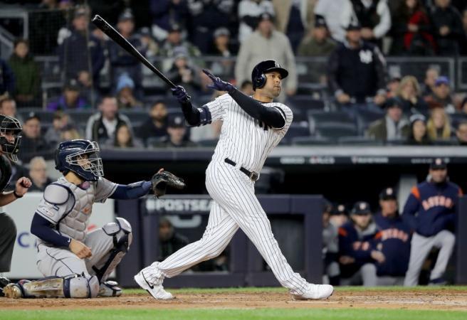 WATCH: 3-run homer keeps the Yankees alive