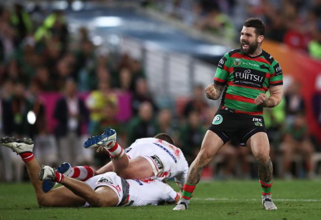 Souths star does it all in one-point thriller