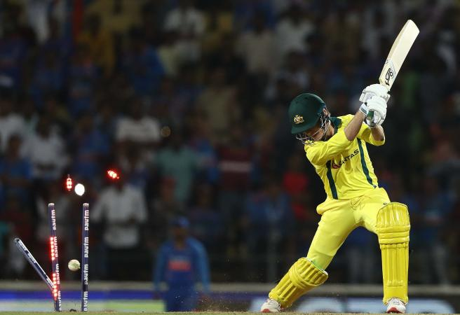 Five wickets, 24 runs: Aussies hammered in India