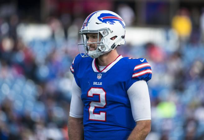 Bills release Nathan Peterman