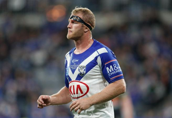 Canterbury Bulldogs star Aiden Tolman cleared of coronavirus