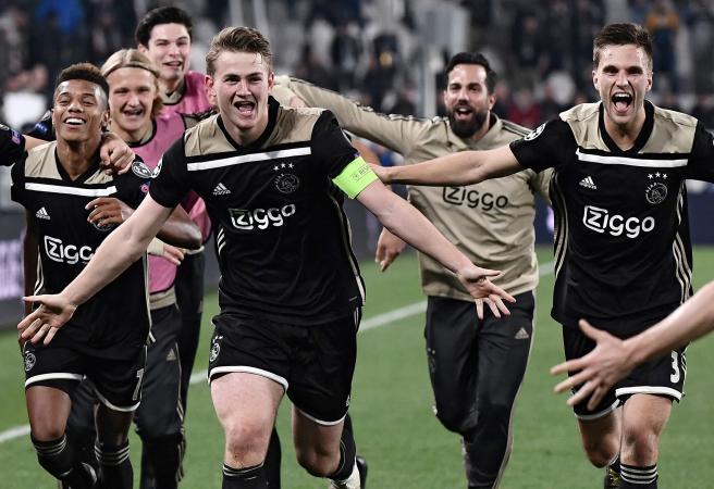 Ajax: Champions League giant killer still an outsider