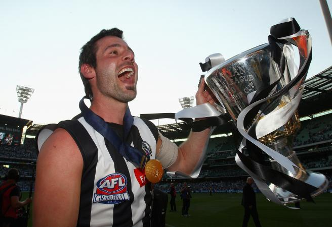 Footy Marathon: Collingwood's Great AFL Grand Final moments