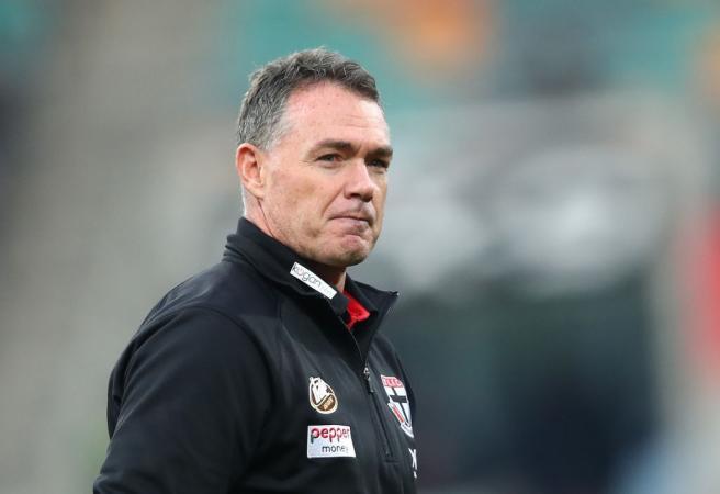 Alan Richardson resigns