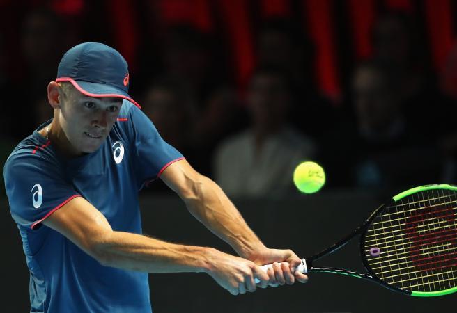 Punter looking to win big on Alex de Minaur at 2019 Australian Open