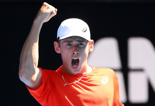 Punter pulls off absurd 20-leg Australian Open multi