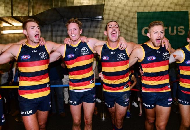 Adelaide defender makes a huge call on his career