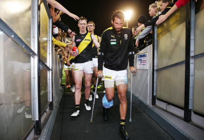 AFL Round 2 Injury List