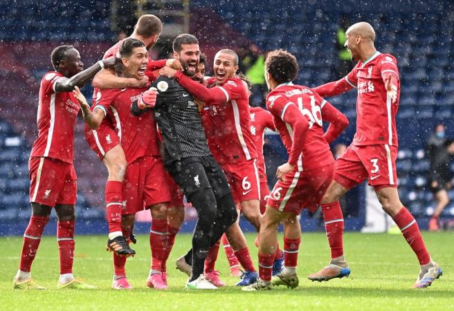 129-year first keeps Liverpool in Champions League hunt